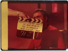 Star Trek TOS 35mm Film Clip Slide Lights of Zetar Clapper Board Scotty 3.18.37