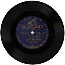"TOMMY McCLENNAN  ""I LOVE MY BABY""  KILLER 40's BLUES    LISTEN!"