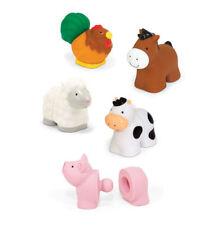 Melissa & Doug K's Kids - Pop Blocs Farm Animals