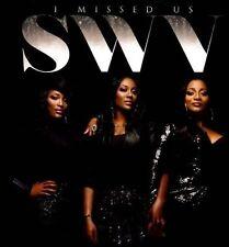 SWV CD - I MISSED US (2012) - NEW UNOPENED - R&B SOUL