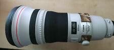 Canon EF 400mm f2.8L súper teleobjetivo IS USM II