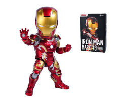 """Marvel Avengers Egg Attack Action Iron Man Mark 43 Action Figure 7"""" Toy"""