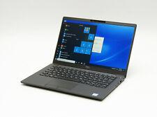 Dell Latitude 7400 Intel Core i7-8665u Full HD 16gb RAM 256gb SSD retroiluminada Carbon
