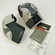 Nike Bauer Hockey Elbow Pads NEW Youth 10 Supreme YL Kids Large Pair