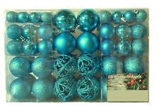 Weihnachtskugeln Christbaumkugel Weihnachten 100 Stück od. 28 Stück viele Farben