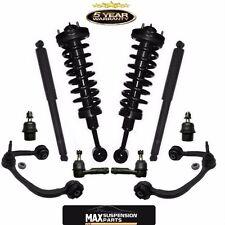 Front Strut Coil Spring Assembly & Rear Shocks & Suspension Kit F150 Mark LT 4WD