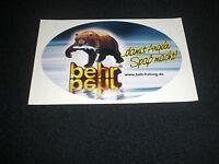 Aufkleber  Sticker Angeln behrfishing damit Angeln Spaß macht