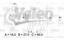 VALEO Alternador para CITROEN XSARA ZX XANTIA PEUGEOT 106 406 306 FIAT DUCATO