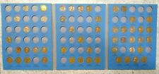 50 Coin Set 1909-1940 LINCOLN WHEAT PENNY CENT  - Early Dates Collection #152
