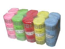 Exfoliating Nylon Body Wash Cloth Towel 10 Packs
