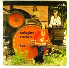 "12"" LP-Collegium Musicum-Live-m1129-Slavati & cleaned"