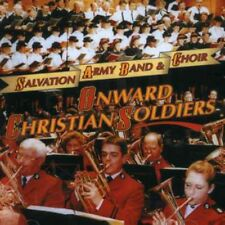 Salvation Army Band - Onward Christian Soldiers [New CD]