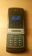LG Shine KE970 Titanium Black Unlocked Mobile Phone Slide 2MP Digital Camera