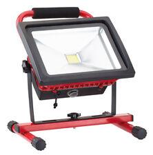 Projecteur de chantier LED étanche sans fil 30 W / 1500 lm - Luminea