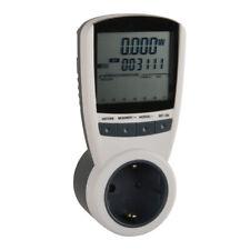 GT-PM-06 digital Energiekosten Messgerät Strommessgerät Stromverbrauch Steckdose