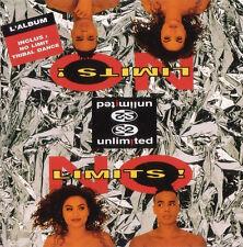 2 Unlimited CD No Limits ! - France (M/EX+)