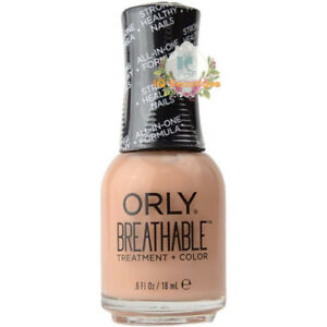ORLY BREATHABLE Nail Polish + Treatment 0.6 oz - WINTER 2019 UPDATED!