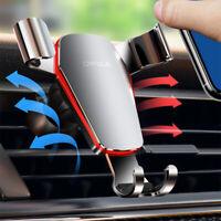 360° Supporto da Auto per Cellulare Smartphone Bocchette Aria Porta Telefono IT