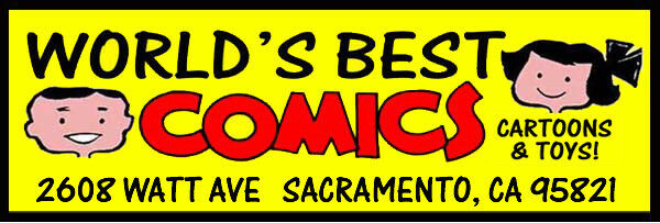 World's Best Comics and Toys