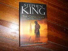 The Gunslinger (The Dark Tower, Book 1) Stephen King Viking 1st Thus HC/DJ