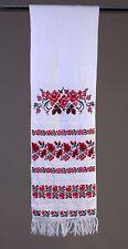 190x35cm Ukrainian RUSHNYK Hand Embroidery Rustic WEDDING Towel