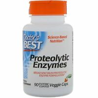 Doctor's Best Proteolytic Enzymes 90 Delayed Release Caps