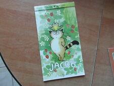 CALENDRIER Vintage calendar HEYE 1988 : HELLO JACOB SVEN HARTMANN
