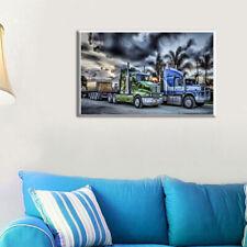 5D DIY Diamond Painting Truck Embroidery Cross Stitch Crafts Home Wall Decor Art