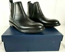 Cole Haan Kennedy Grand Chelsea Black Mens Ankle Snow Boots Waterproof Shoes 8M