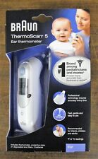Braun Thermoscan 5 Ear Thermometer IRT 6500  Brand New In The Box Free Shipping