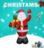 5FT Christmas Inflatable Santa Claus LED Air Blown Garden Outdoor Party Decor US