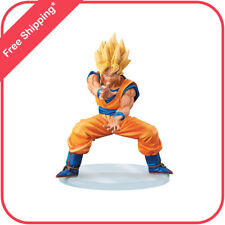 DragonBall Z Super Saiyan Goku Dramatic Showcase Figure S1 V2 by Banpresto
