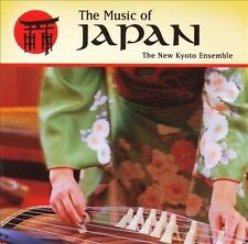 ~COVER ART MISSING~ New Kyoto Ensemble CD The Music of Japan (The New Kyoto Ense