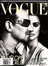 Vogue Paris #907 May 2010 Penelope Cruz Bono Meryl Streep Naomi Watts Paltrow