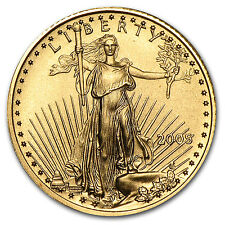 2005 1/10 oz Gold American Eagle Coin