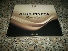 CD Doppio-CLUB PINETA ROMANTIQUE-MILANO LAB-RITMICA-2008