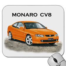 HOLDEN  MONARO  CV8    MOUSE PAD   ( 6 CAR COLOURS)