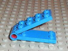 LEGO blue hinge plate 3149c01 / set 6983 6977 1793 6970 920 483 6971 ...