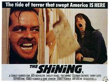 THE SHINING     FILM POSTER FRIDGE MAGNET   RETRO