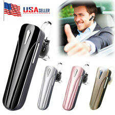 New listing Handsfree Call Bluetooth Earphone Wireless Earpiece Driving Earbud For Samsung
