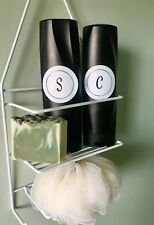 Shampoo And Conditioner Labels