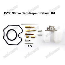 PZ30 30mm Carburetor Repair Rebuild Kit For 150 160 250cc Pit Dirt Bike Quad ATV