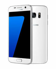 "5.1"" Samsung Galaxy S7 G930T 32GB 4G LTE 4GB RAM Radio Débloqué Téléphone Blanc"
