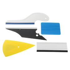 Kit 5 en 1 Outils Pose Raclette Grattoir Vitres Teinté Film Solaire Plastique