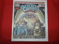"2000AD COMIC PROG 430 10TH AUG 1985 (""EGO-TRIP"" PAT MILLS SCRIPT) VERY GOOD COPY"
