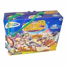 Pour enfants Fête Prize – 45 Pièce Puzzle avec 3D Pièces Académie De L'assistant