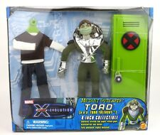 "X-Men : Evolution - Mutant Outcasts Toad Tolensky 8"" Collectible Action Figure"