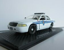 1/43 Road Champs - Custom - LINDEN COUNTY SHERIFF - The Walking Dead