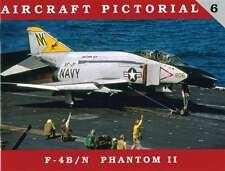 F-4 B/N Phantom II (Aircraft Pictorial 6)