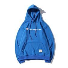 Men's&Women's Champion Hoodies Sweater Pullover Adults Sweatshirt Sport-Coat